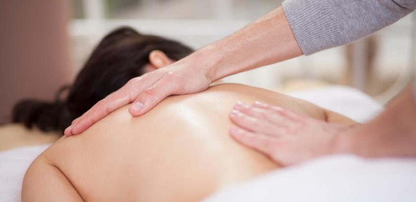 deilig massasje