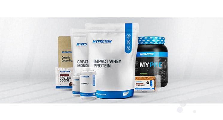 Myprotein rabattkoder