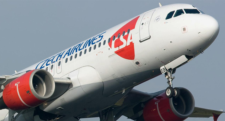 Czech Airlines rabattkode