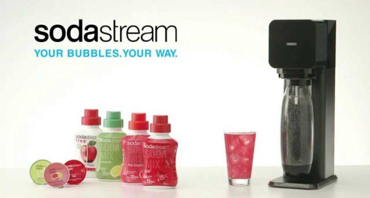Sådan Sodastream virker