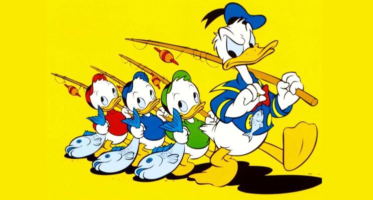 Donald Duck rabattkode