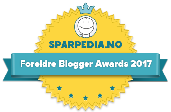 Banners  for  Foreldre  Blogger  Awards  2017  –  Participants