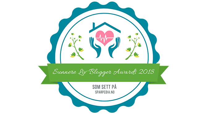 Banners  for  Sunnere  Liv  Blogger  Awards  2018
