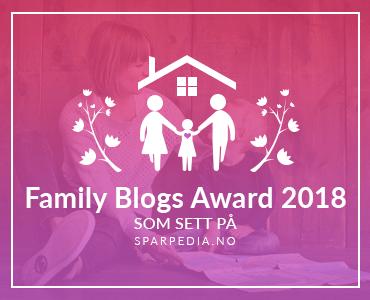 Banners  for  foreldreblogger-awards-2018