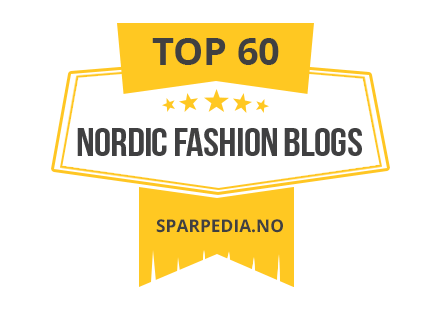 Banners  for  Top  60  Nordic  Fashion  Blogs