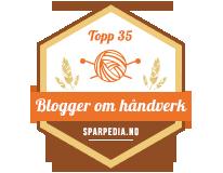 Banners  for  Topp  35  blogger  om  håndverk
