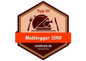 Banners  for  Topp  30  matblogger  2018