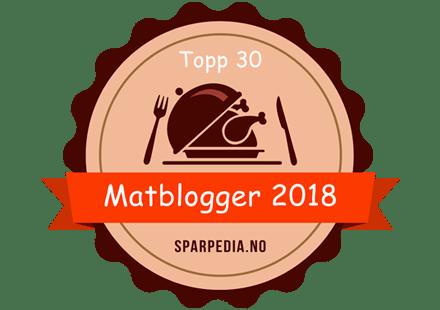Banners  for  Topp  30  matblogger  2018