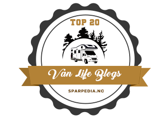 Banners  for  Top  20  Van  Life  Blogs