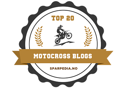 Banners  for  Top  20  Motocross  Blogs
