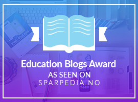 Banners  for  Education  Blogs  Award