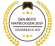Banners  for  Den  Beste  Matbloggen  2019