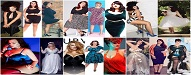 Top 30 Plus Size Fashion Blogs 2019 fullerfigurefullerbust.com