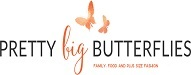 Top 30 Plus Size Fashion Blogs 2019 prettybigbutterflies.com