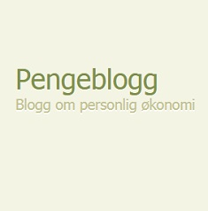 Finance Blogs Award | Pengeblogg