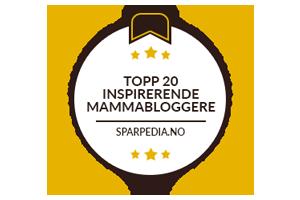 Topp 20 Inspirerende Mammabloggere