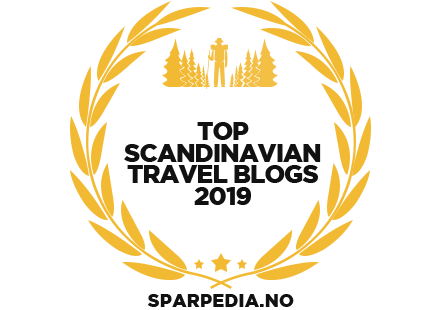 Banners  For  Top  Scandinavian  Travel  Blogs  2019